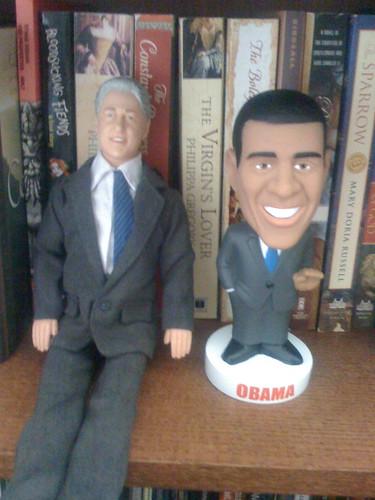 Bill & Obama