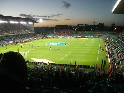 Ireland-v-Czech Republic