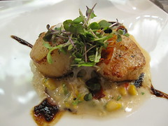 one flew south - bbq scallop 3