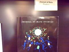 journal of hate studies