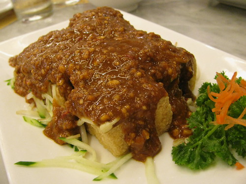 Tofu Goreng at Malacca