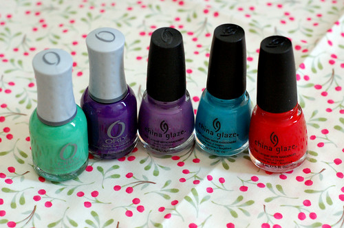 New Colours