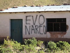 Tag anti Evo Morales