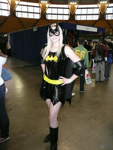 Batgirl by Lord Shaper.