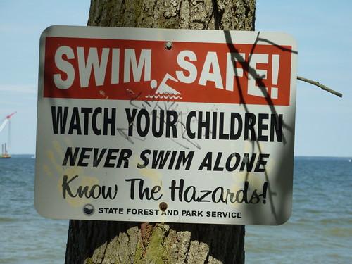 Swim safe!