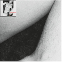 A look at Madonna's Hairy Parts - 4: her ankle