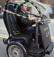 The P.U.M.A. (Personal Urban Mobility and Accessibility)