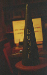 119/365 - dunce
