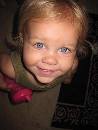 SPs blue eyes