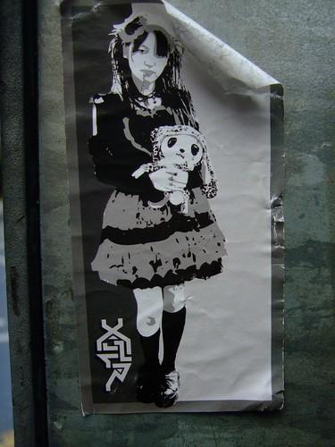 Artist:XpiR - Possibly on King Street? Dublin, Ireland