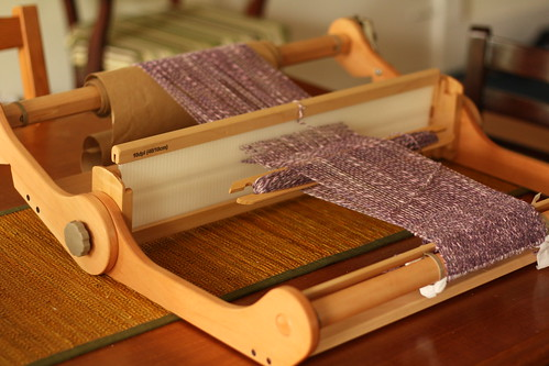 My new knitter's loom