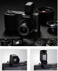 Ricoh GX200 features