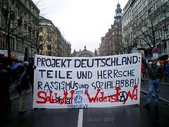 Wir zahlen nicht für eure Krise - Frankfurt (02)
