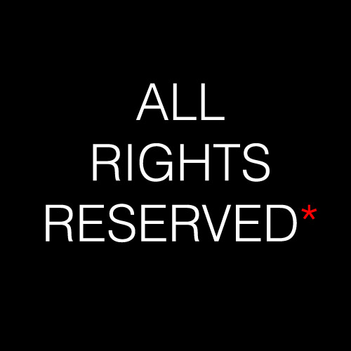All Rights Reserved*