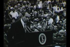 President Nixon at Tallahassee Airport