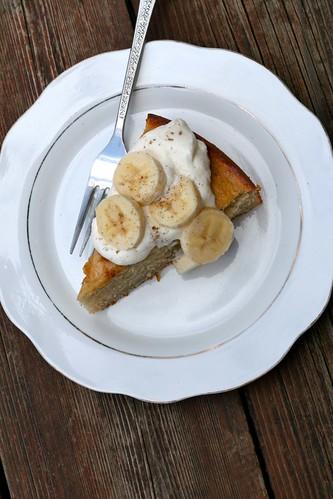 Buttermilk Banana Cake 3