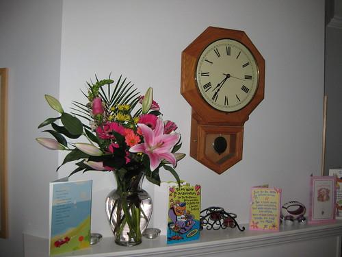 Anniversary flowers awwwww