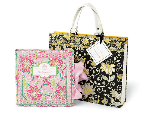 Take Note Tote and the Celebrations! Card Organizer by Vera Bradley