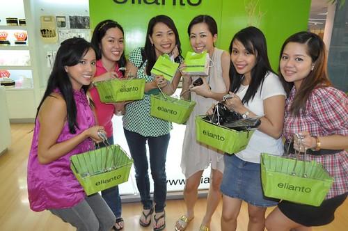 happy shopping at elianto