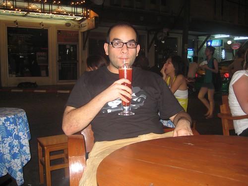 Bangkok Girly Drink