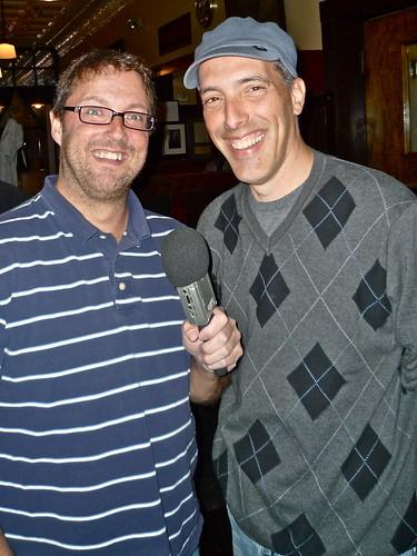 Boston Media Makers at Night 5/18/09 at Doyle's