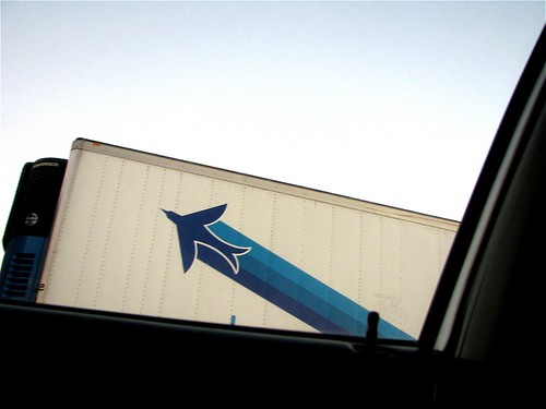 bird truck