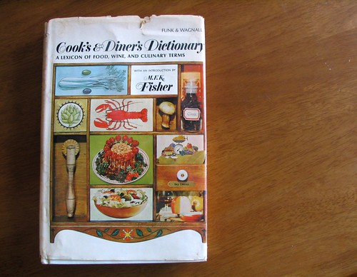 cook's + diner's dictionary