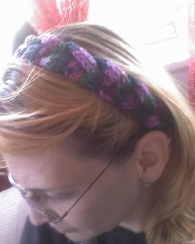 Tangled headband