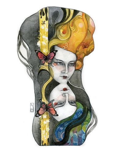 the zodiaque series - gemini
