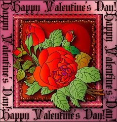 Happy Valentine's Day and All My Love to My De...