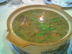 Y2K's chao chai fish soup