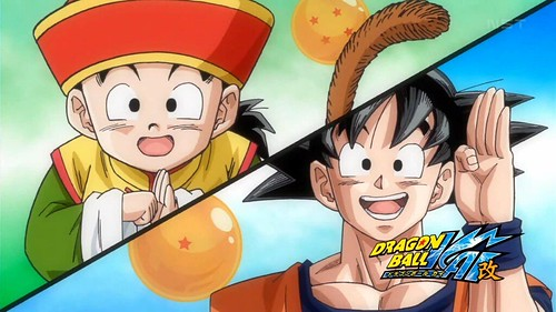 Dragon Ball Kai pausa