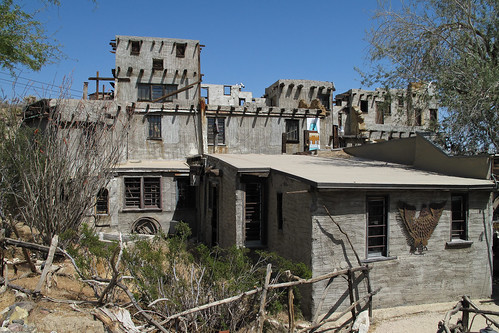 Cabot's Desert Pueblo Museum by you.
