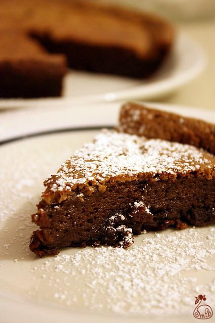 """Torta al cioccolato """"gluten free"""""""