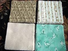 Fabric Charms Aplenty