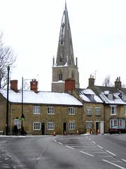 Feb 8 2009 High Street South & Steeple snow pi...