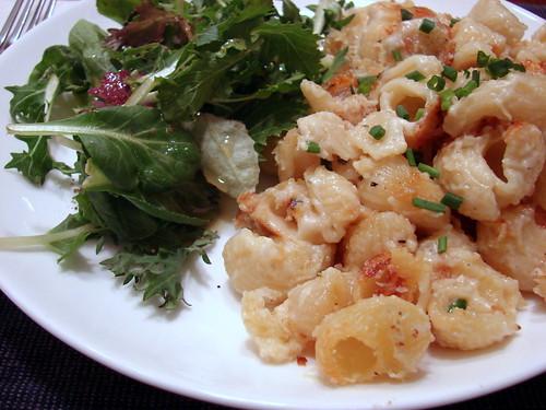 Dinner:  February 8, 2009