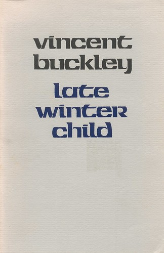 Collected Poems by Vincent Buckley (4/5)