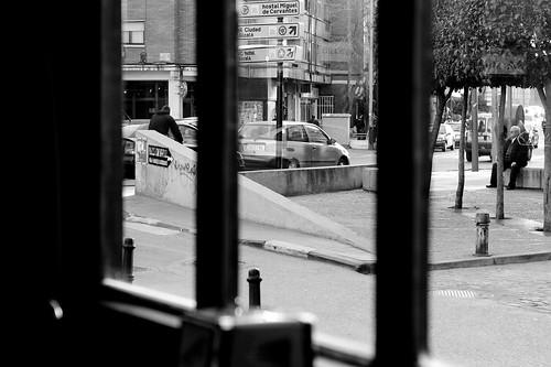 A través de la ventana (B&N)