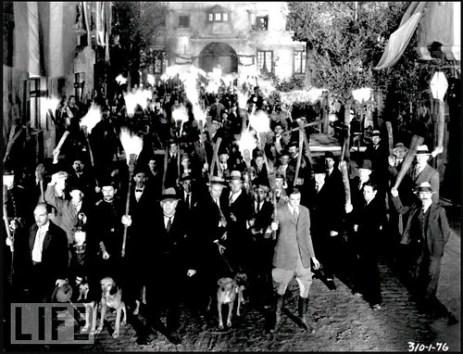 frankenstein mob