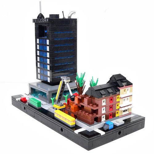 Evil Corp in Micropolis