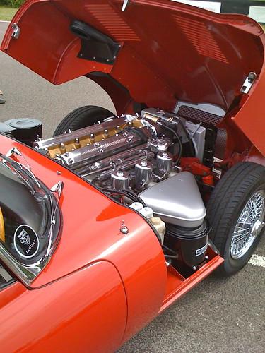 V12 beats V8...