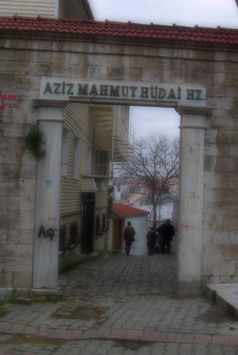 Aziz Mahmut Hüdai HAzretleri Camii, Üsküdar, İstanbul