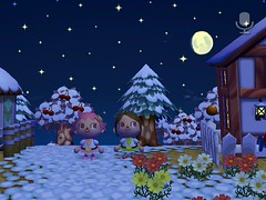 Winter's Night Screen Shot