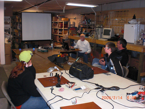 Minty Boost Workshop