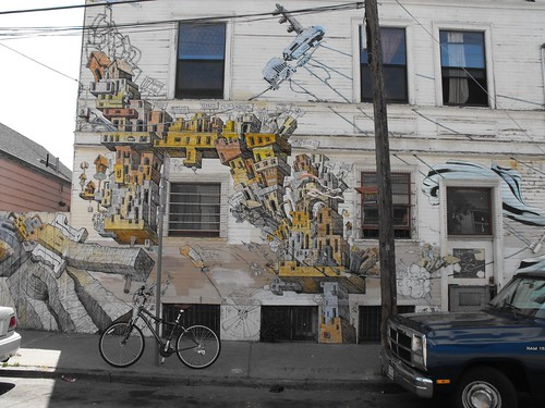 Wires, Murals, and the people caught in-between 2
