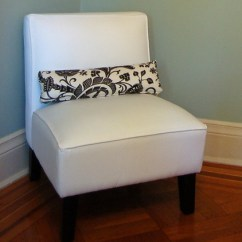Slipper Chair Ikea Funky Arm Target Review | Brooklyn Limestone
