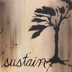 Sustain II (10x10) $45