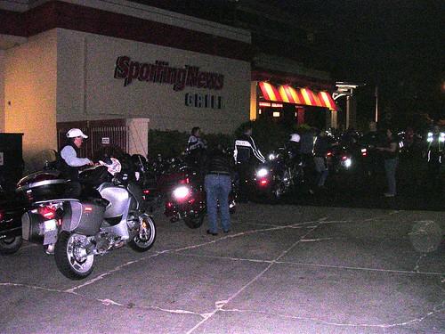 Oh Dark 30 Ride Start, Lakewood, CO