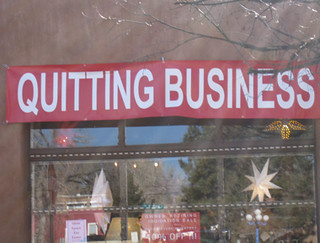 Quitting Business...